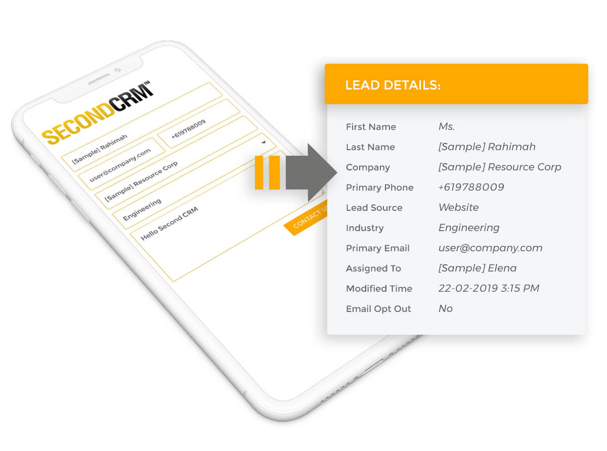 Capture leads from your website, emails and custom landing pages or from multiple social websites and consolidate in central place to manage and get insights into your lead-generation efforts.