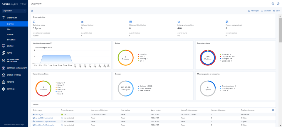 Acronis Cyber Protect Logiciel - 2