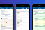 ClockShark screenshot: Simple apps built for the unique challenges of construction, field service and franchises.