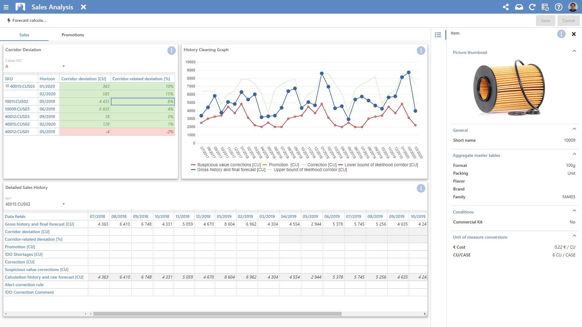 QAD DynaSys Cloud DSCP Software - QAD DynaSys Demand Planning