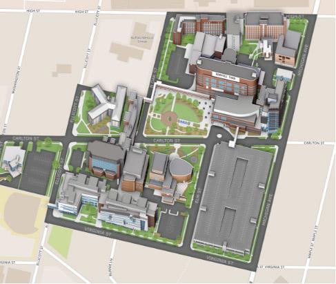 Concept3D rendering map