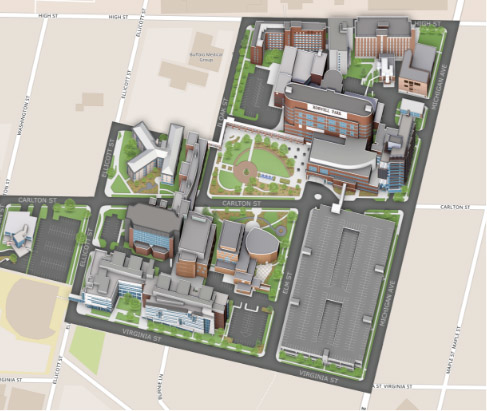 Concept3D Software - Concept3D rendering map