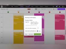 Boulevard Software - Boulevard booking confirmation