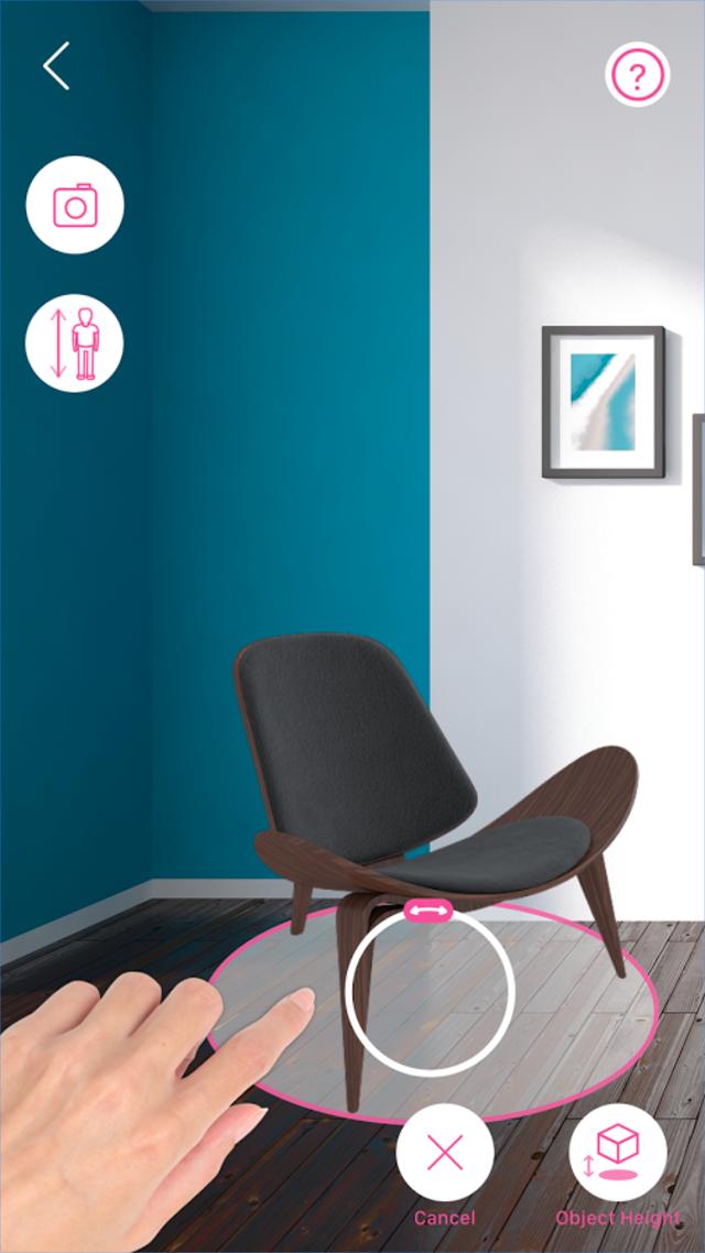 LiveTour for interior designers