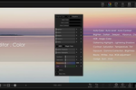 Captura de pantalla de PhotoScape X: PhotoScape X editor