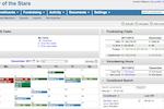 Little Green Light screenshot: Quick access to key information