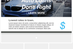 AutoPal Software screenshot: Design customer-facing websites to interact with end-users
