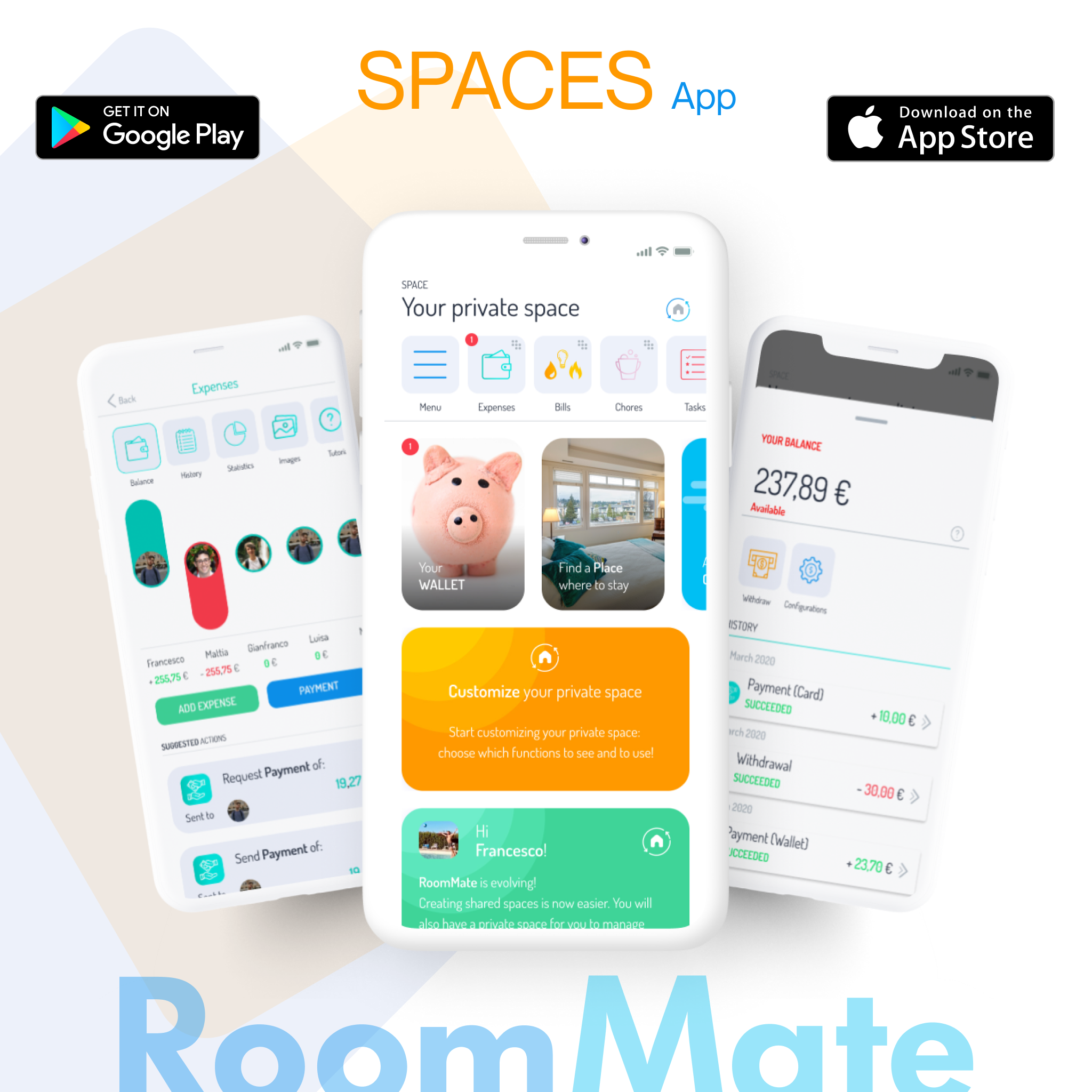 RoomMate Software - 5
