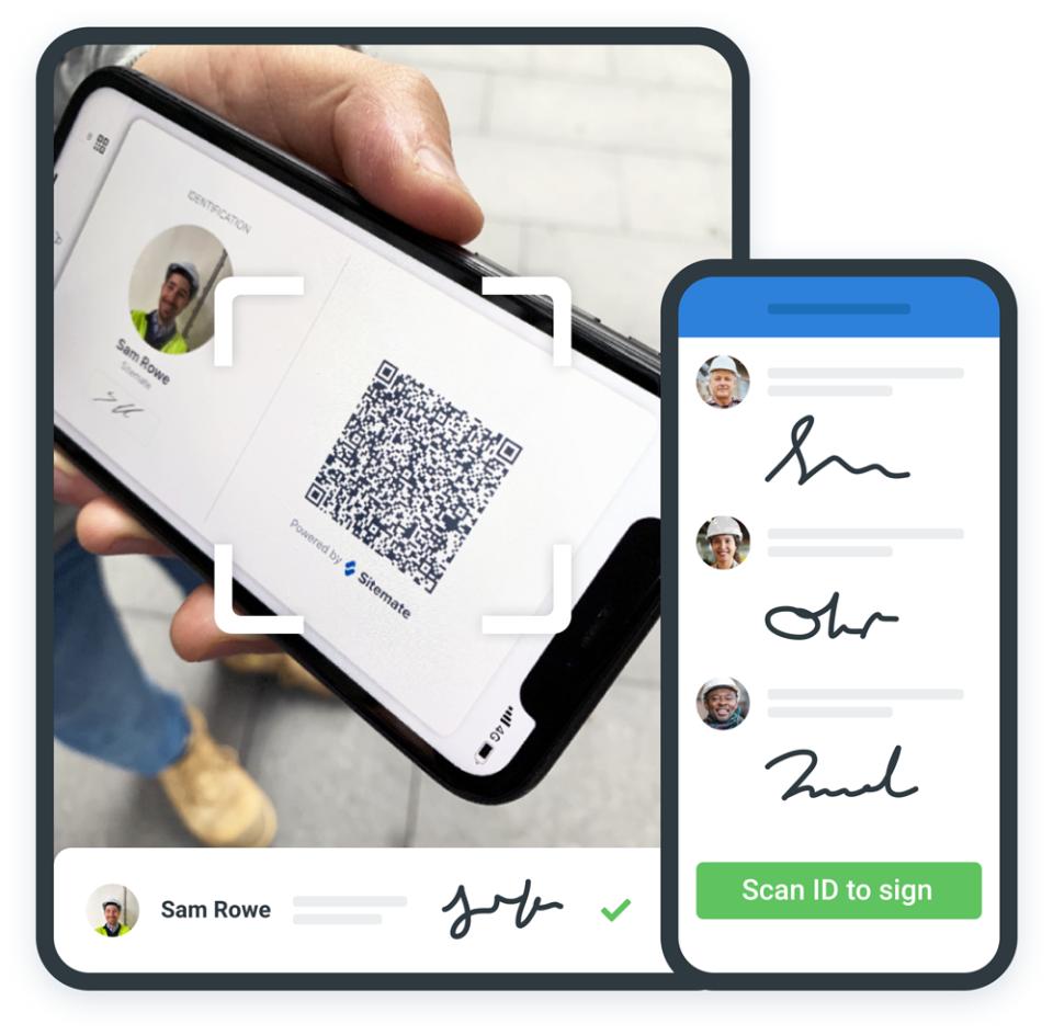 Dashpivot Software - Contactless signatures