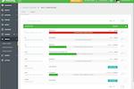 Procurify screenshot: Clear Insight Into Budgets