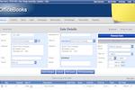 OfficeBooks screenshot: Sales