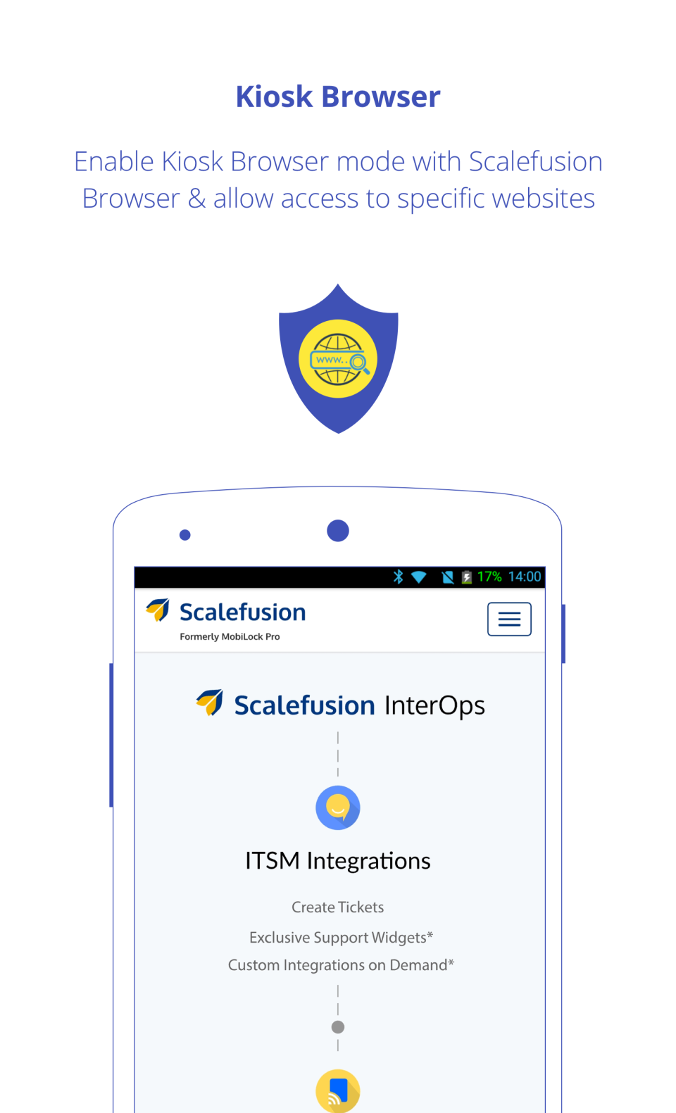 Scalefusion Software - 4