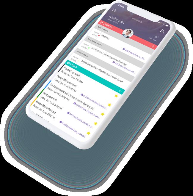 Zola Suite mobile application