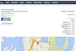 Ovatu Screenshot: Customers can make online bookings via the business website, or an Ovatu Manager mini-site