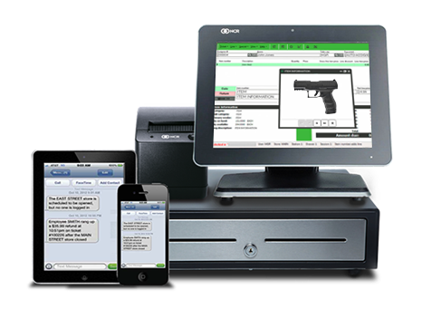 Rapid Gun Systems multi-device support