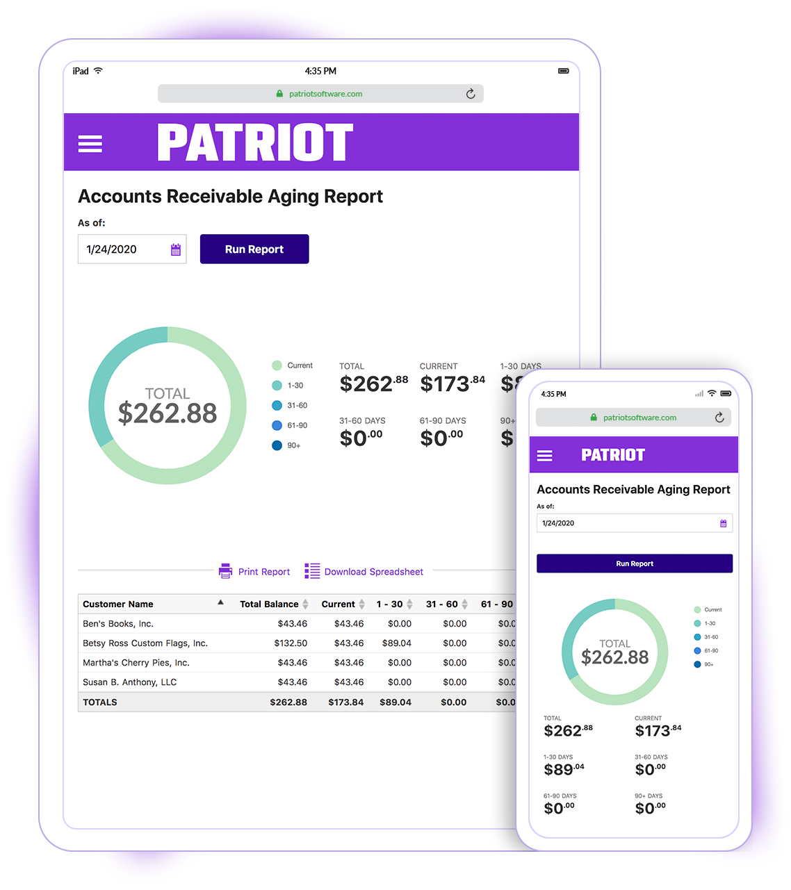 Patriot Accounting Software - 3