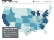 Dundas BI Software - Dundas BI maps helps you visualize data via color-coded shades