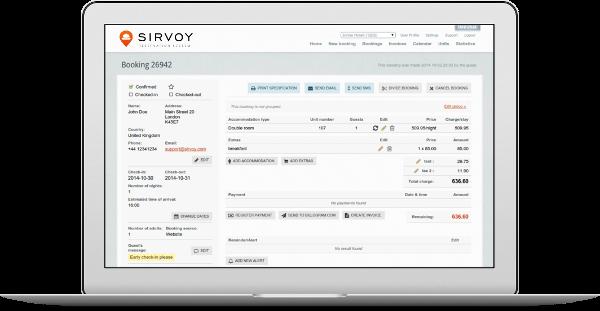 Sirvoy Software - 1