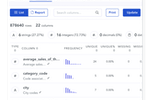 Atlan screenshot: Atlan data profiling