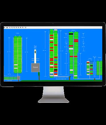 MarinaOffice: Visual map designer screenshot