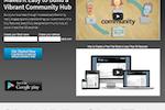 Qhub screenshot: Qhub Overview