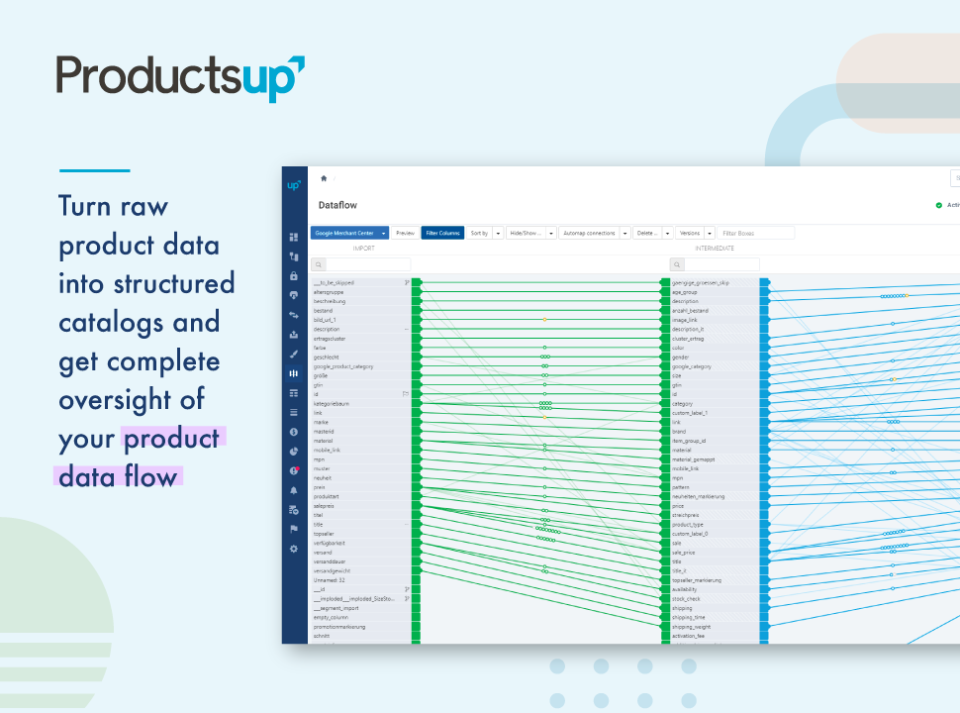 Productsup Software - 3