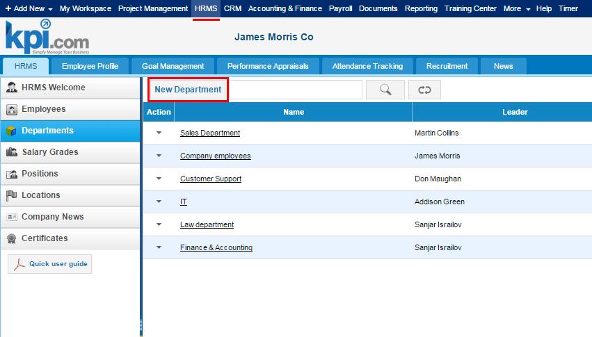kpi.com Accounts Software - HRMS departments %>
