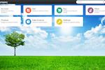 Capture d'écran pour onclouderp : OnCloudERP homepage screenshot