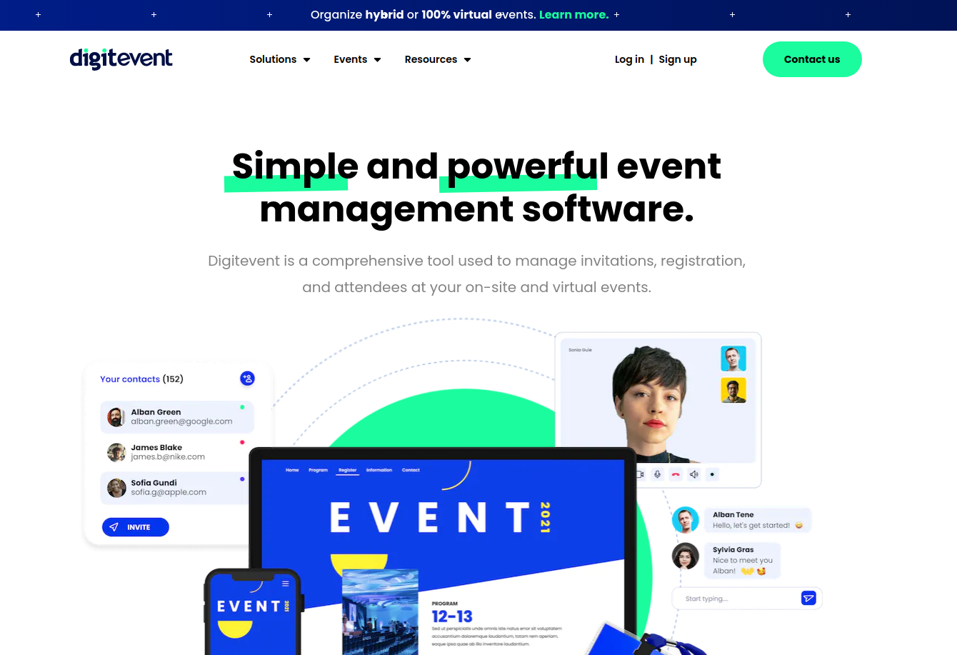 Digitevent Software - 1