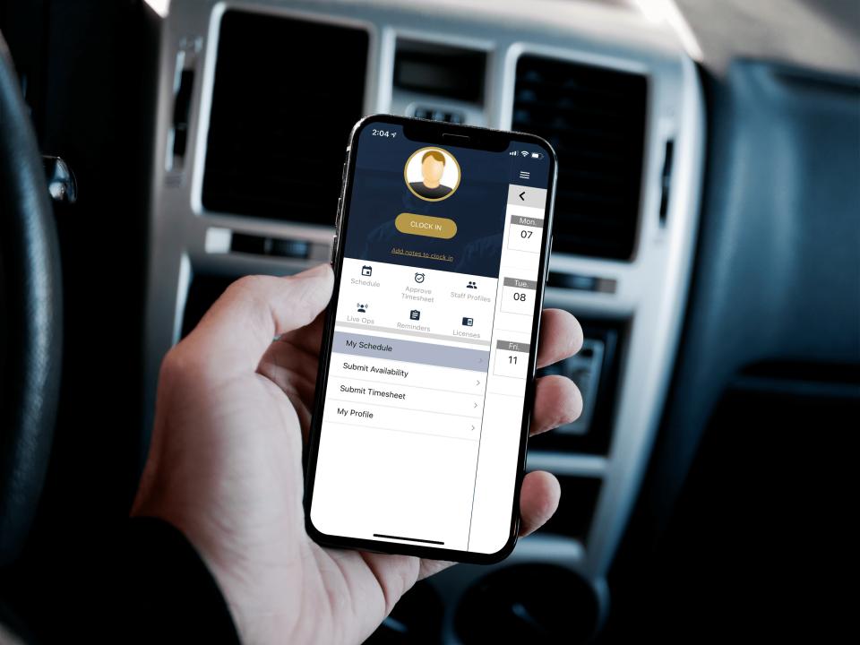 Guardhouse Software - Mobile App