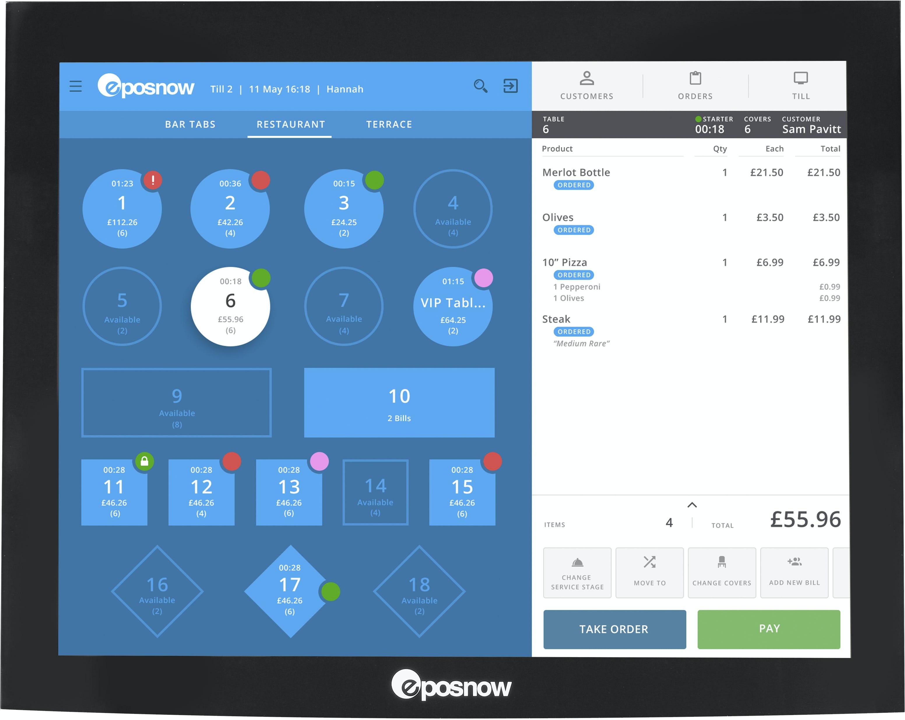 Epos Now Software - 2
