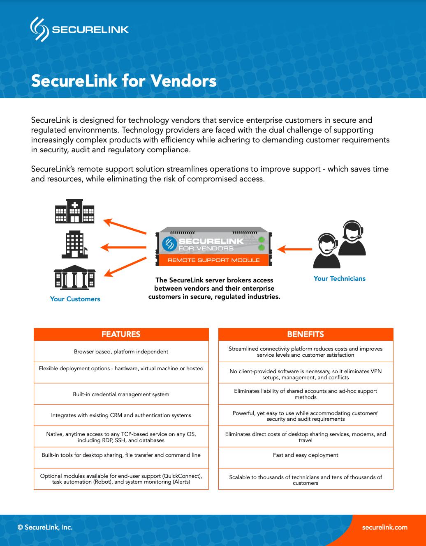 SecureLink Software - 2