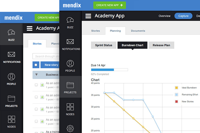 Mendix - Agile Project Management: Manage your development projects easily and effectively