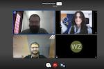 Captura de pantalla de eXo Platform: Video Conferencing