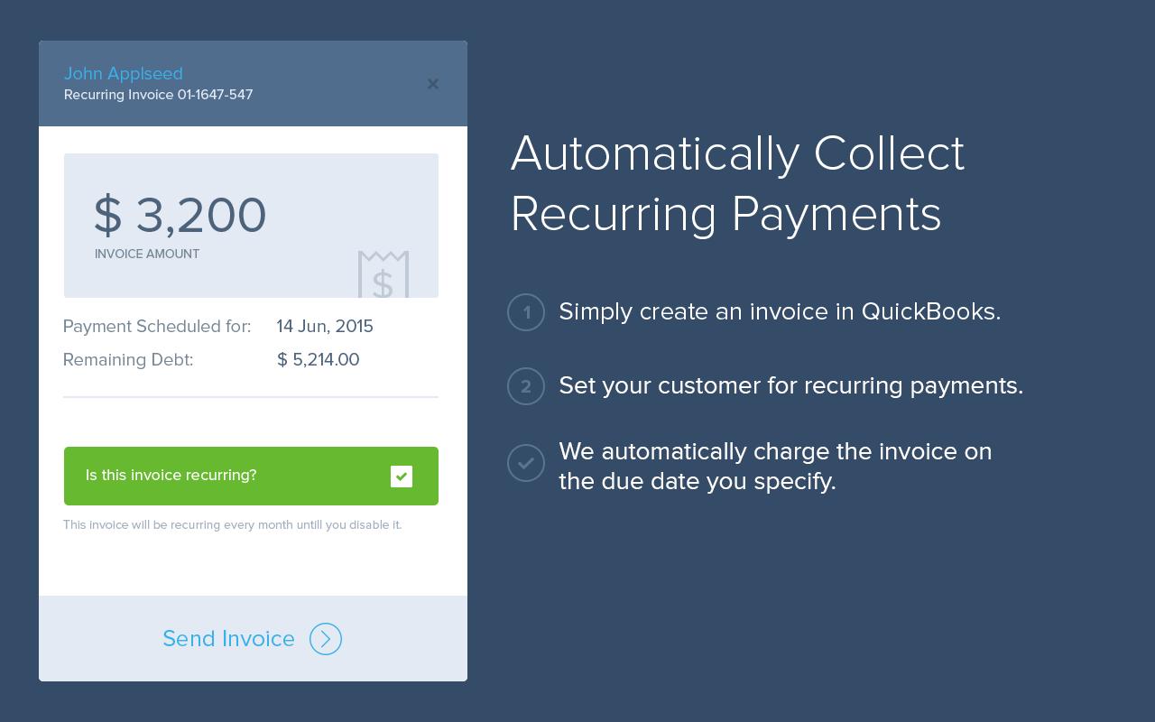 InvoiceSherpa screenshot
