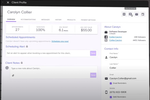 Captura de tela do Boulevard: Boulevard client profile