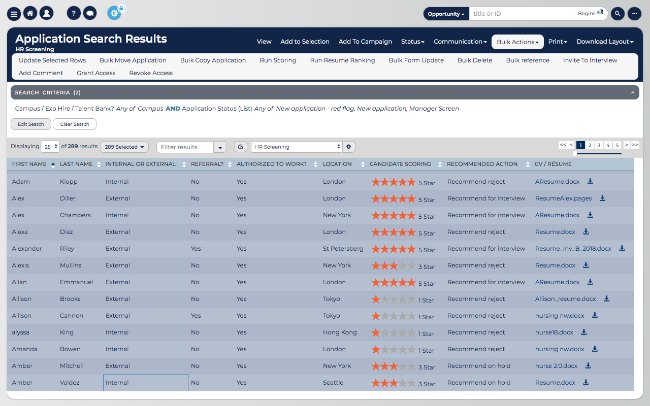 Oleeo Software - Built-in intelligent automation, recruiting your admin work load.