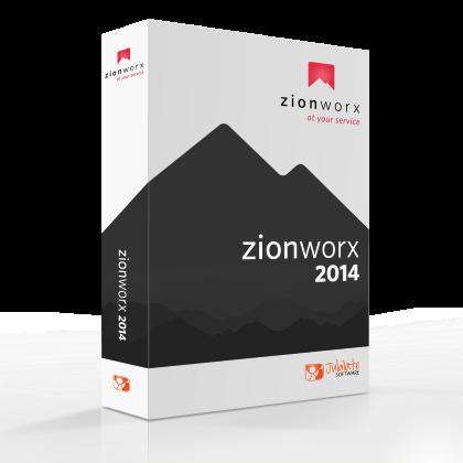 ZionWorx Logiciel - 1