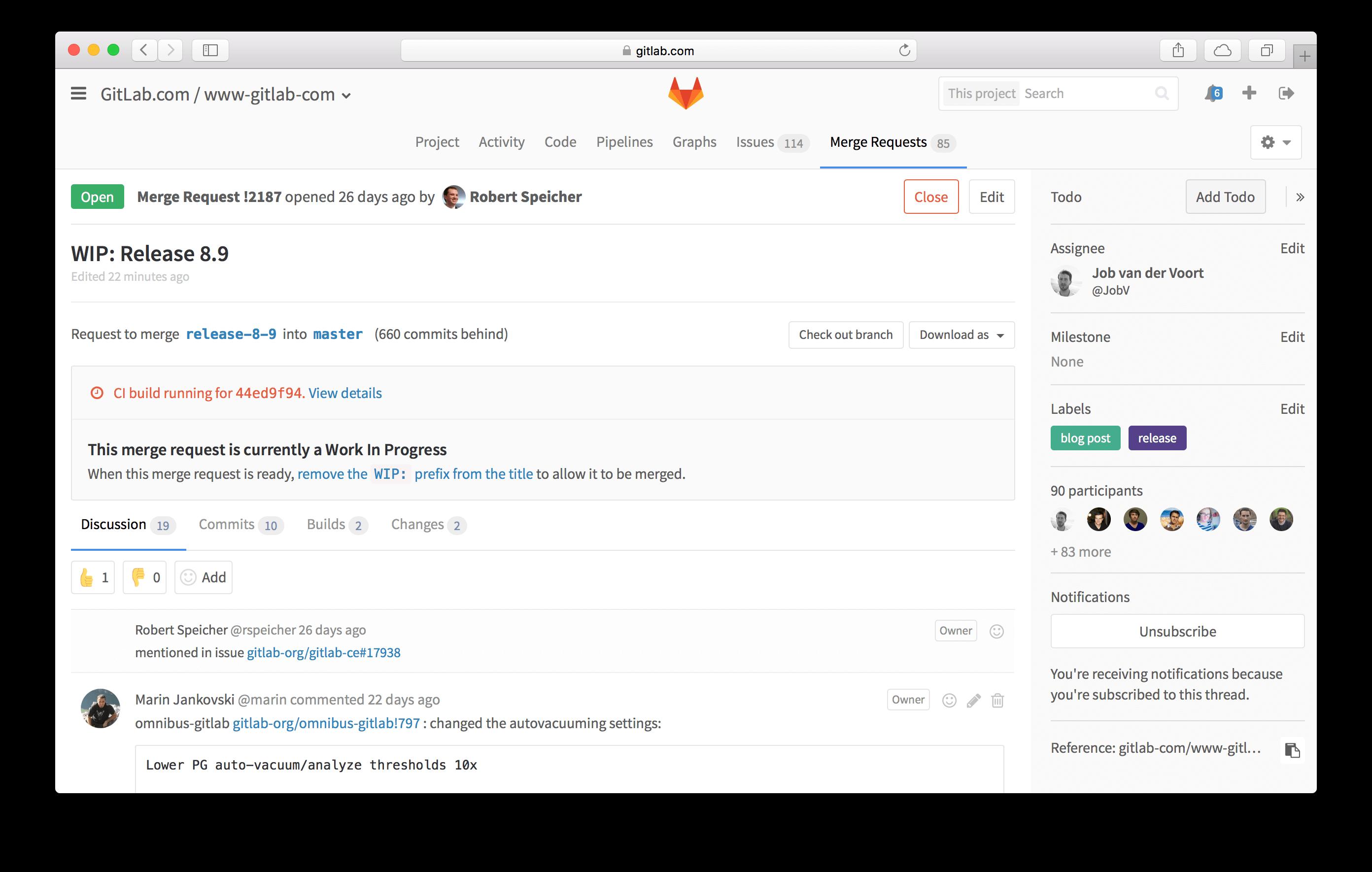 GitLab Software - 3