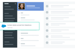 Autopilot screenshot: Organize all of your customer information in one place