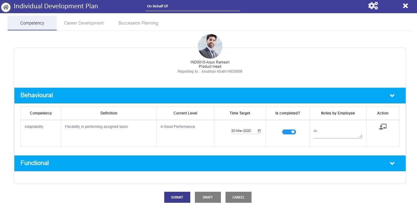 Adrenalin Max Software - Talent Management