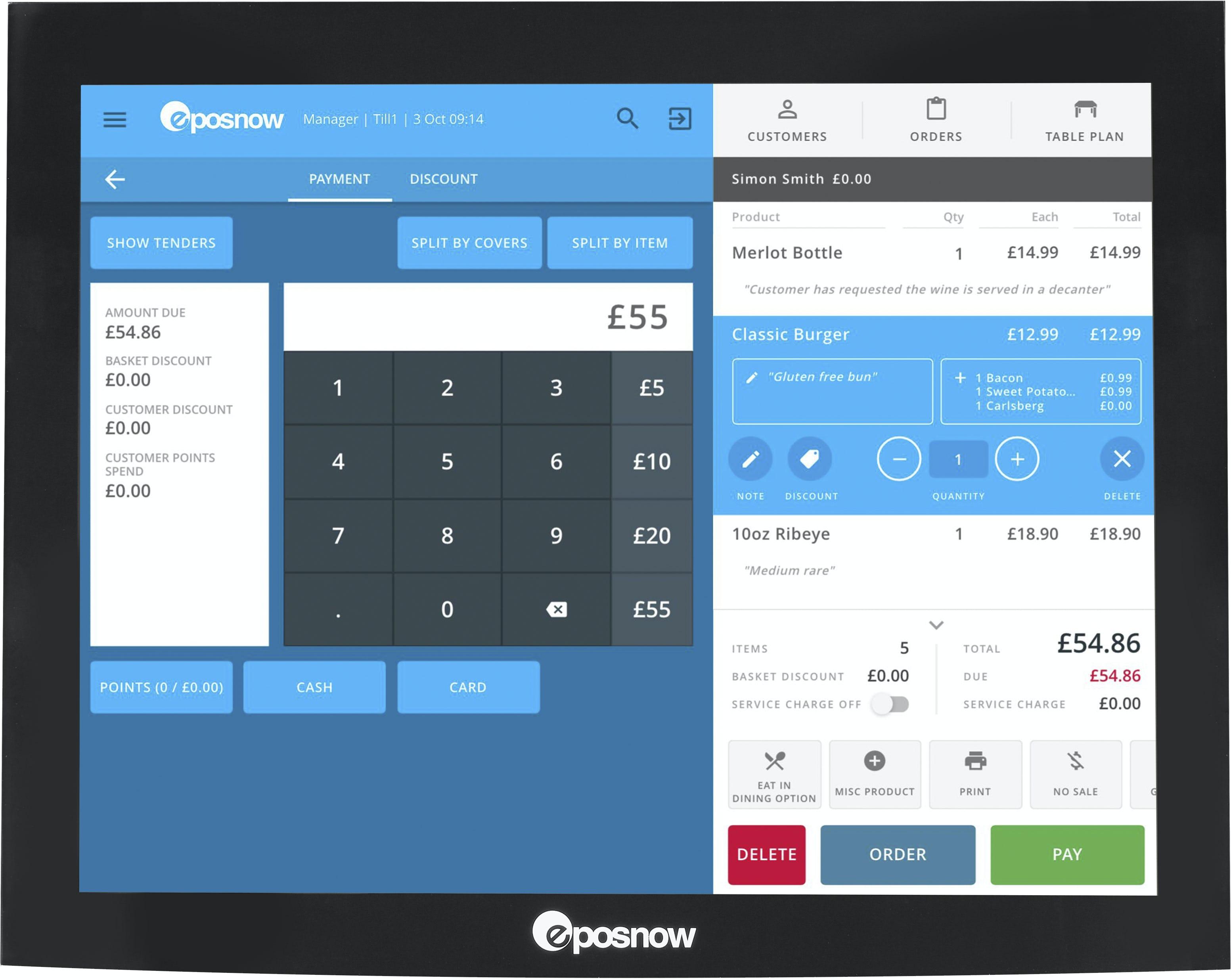 Epos Now Software - 4