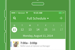 Captura de pantalla de When I Work: See Who's Working - Create Shifts and Send Alerts