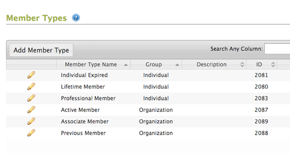 Create and offer multiple types of membership