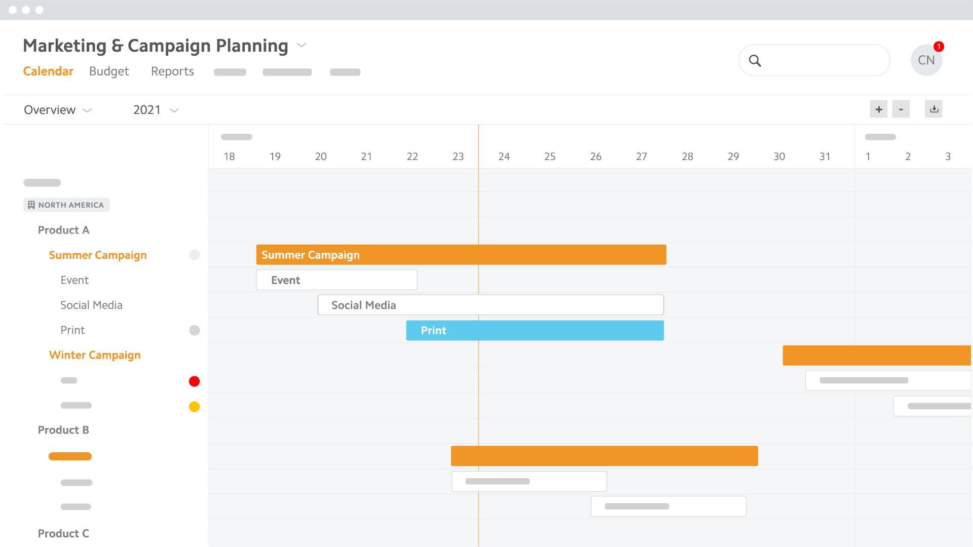 BrandMaker Marketing & Campaign Planning