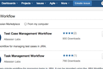 Jira Screenshot: Workflows