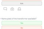 Lumiform screenshot: Lumiform questions