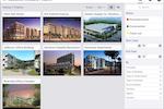 ProjectSight screenshot: ProjectSight company projects