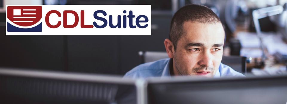 CDLSuite Software - 2