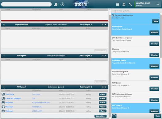 storm Software - Queue